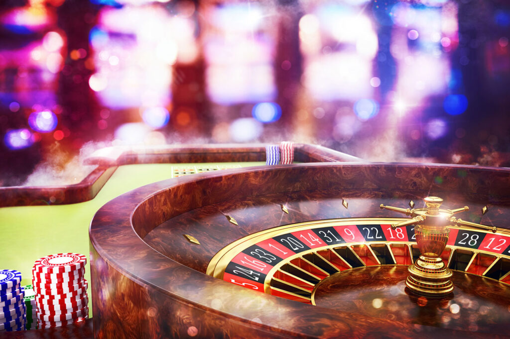 Online Casino Gambling Advantage